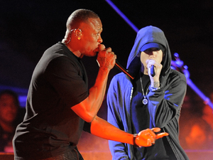 Snoop Dogg, Eminem, Coachella 2012