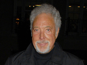 Sir Tom Jones at the TV Preview: Playhouse presents - King of the Teds & Nixon's The One shown at Bafta London