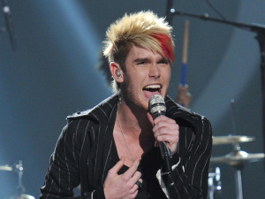 American Idol - The Top 7 perform - Colton Dixon
