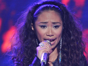 American Idol - The Top 7 perform - Jessica Sanchez