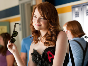 Emma Stone, Easy A