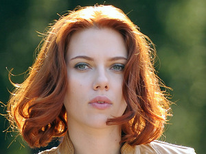 Scarlett Johansson, The Avengers, red hair
