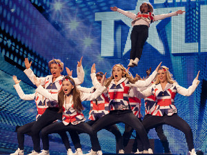 Britain's Got Talent Episode 5: Karizma Krew