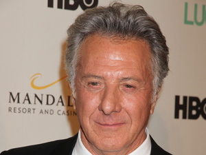 Dustin Hoffman Mandalay Bay Resort and Casino hosts an advanced screening of new HBO Original Series LUCK at Mandalay Bay Theatre Las Vegas, Nevada