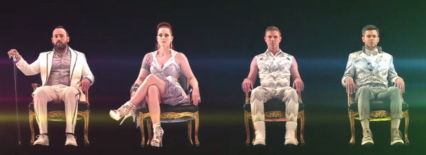 Scissor Sisters: 'Only The Horses'