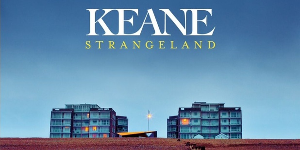 Keane &#39;Strangeland&#39;