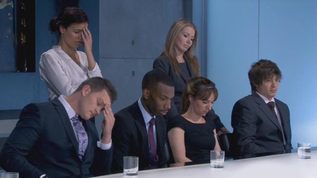 Team Sterling lose the task in The Apprentice S08E05