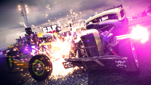 'DIRT Showdown' screenshot