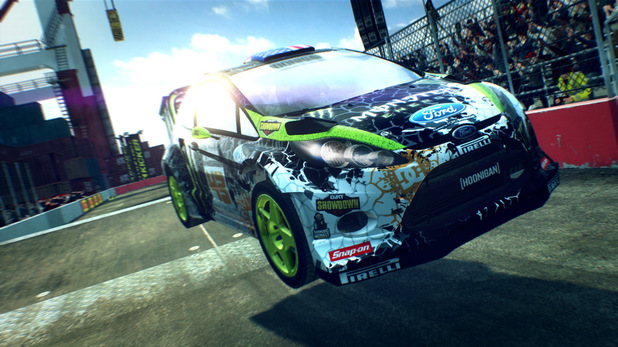 &#39;DIRT Showdown&#39; screenshot