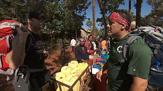 The Amazing Race S20E08: 'Let Them Drink Their Haterade'