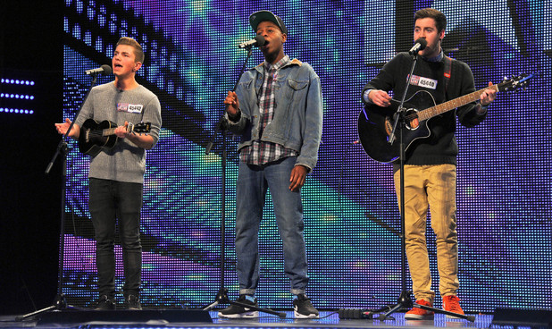 Britain's Got Talent Episode 5: Loveable Rogues