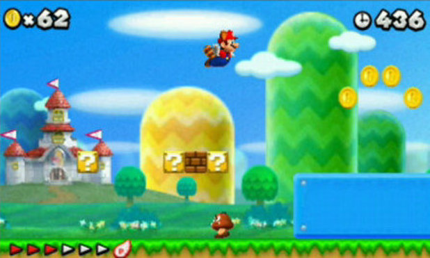 Gaming: New Super Mario Bros 2