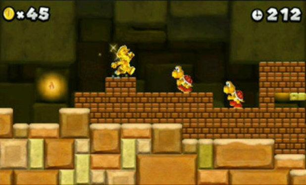 Gaming: New Super Mario Bros 2