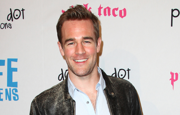 James Van Der Beek 'L!fe Happens' premiere at AMC Century City 15 theaters Los Angeles, California