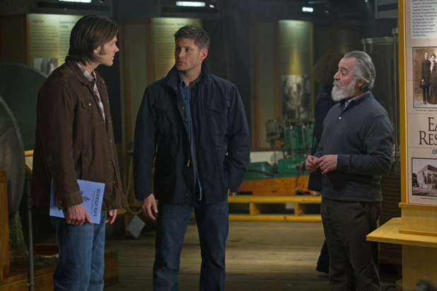 Sam, Dean and Quentin