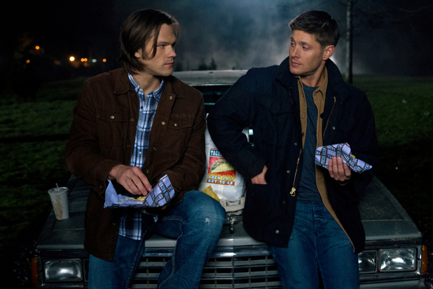 Supernatural S07E19 - 'Of Grave Importance'