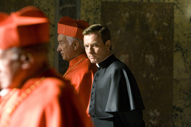 Ewan McGregor in 'Angels & Demons'