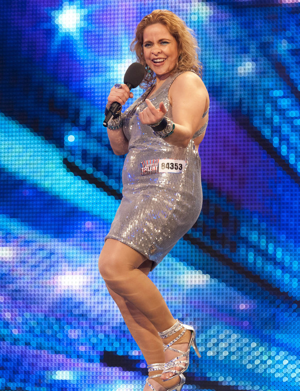 Britain&#39;s Got Talent Episode 5: Chica Latina