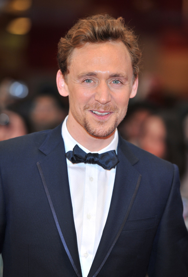 Tom Hiddleston attends the 'Marvel Avengers Assemble' European Premiere held at the Vue Westfield White City