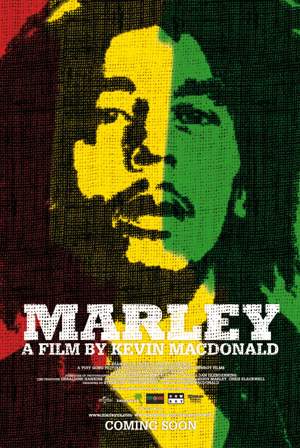 Marley limited edition print