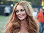 Lindsay Lohan 'wasn't late to Glee set'