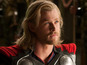 Chris Hemsworth also offers a preview of what fans can expect from Thor 2.