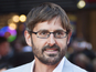 Louis Theroux working on Scientology doc