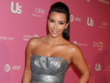 Kim Kardashian The 2012 US Hot Hollywood Party held at Greystone Manor - Arrivals Los Angeles, California