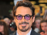 Robert Downey Jr. attends the &#39;Marvel Avengers Assemble&#39; European Premiere held at the Vue Westfield White City