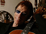 Robin Gibb CBE poses at his home in aid of The Outward Bound Trust in Oxford