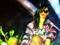 Fans question an image which shows Rihanna continue to party at Coachella.