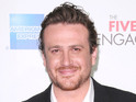 "Jason Segel says the movie features no ""big plot movements""."
