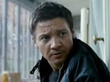 Renner's Aaron Cross goes on the run with Weisz's scientist.