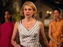 Greta Gerwig excels as misguided humanitarian but even she can't save this comedy.