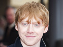 Rupert Grint says he's excited to be part of such an historical event.