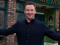 Russell Watson joins the world premiere of Street of Dreams.
