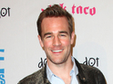 "James Van Der Beek thinks that it is ""fun"" to play a fictional version of himself."