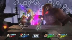 Watch the first video of Sony&#39;s Super Smash Bros rival PlayStation All-Stars Battle Royale.