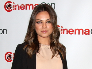 Mila Kunis Walt Disney Studio Motion Pictures Event at the 2012 CinemaCon held at Caesars Palace Las Vegas, Nevada
