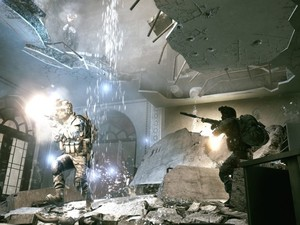 Battlefield 3 &#39;Close Quarters&#39; DLC screenshot