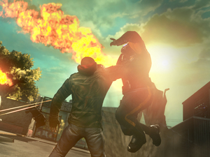 'Prototype 2' screenshot