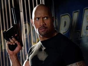 Dwayne Johnson, GI Joe Retaliation