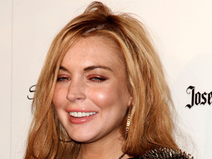 Lindsay Lohan Star Magazine's All Hollywood Event held at AV Nightclub - Arrivals Hollywood, California