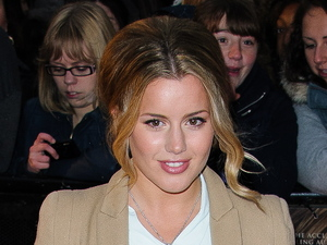 Caggie Dunlop 'The Lucky One' UK film premiere held at the Bluebird Restaurant - Arrivals. London