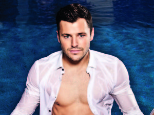 Mark Wright in the new issue of Attitude magazine.