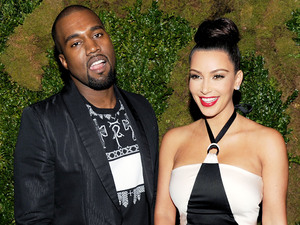 Kanye West, Kim Kardashian, Annual Tribeca Film Festival Artists Dinner