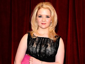 British Soap Awards 2012: Lorna Fitzgerald