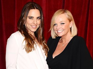 British Soap Awards 2012: Mel C and Emma Bunton