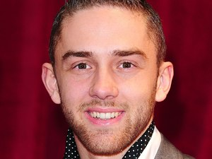 British Soap Awards 2012: Marc Silcock 