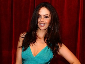 British Soap Awards 2012: Jennifer Metcalfe